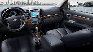Hyundai Santa Fe Interior 2011 Hyundai Santa Fe Interior View Best Cars News