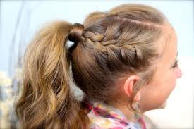 gymnastics picture hair style gymnastics hairstyles for little girls hairstyles fashion