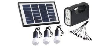solar dc lighting system 5w dc portable solar home lighting system solar generator 4ah