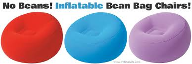 Beans For Bean Bag Chairs Beanless Bag Chairs That Are Inflated
