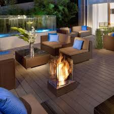paver patio outdoor fireplace with flagstone patio with