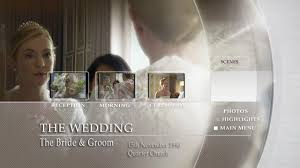 encore dvd menu templates digital team regis wedding