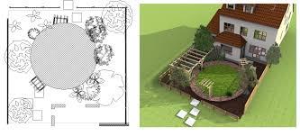 Garden Designs House And Garden Design Software Backyard