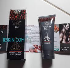 jual murah tital gel original harga titan jel di indonesia
