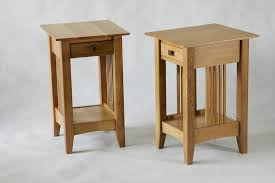 Plans To Build A Small End Table by Small End Table With Drawer Plans Home Table Decoration