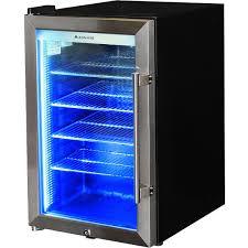 glass door bar outdoor triple glass alfresco bar fridge with lock