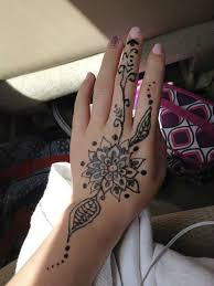 100 little henna tattoos stylish mehandi designs for girls