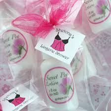 bridal shower favors bridal shower favor ideas custom lotions by the favor stylist