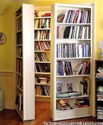 Door Bookshelves by How To Make A Secret Door To A Room Or Closet Men Cave Storage