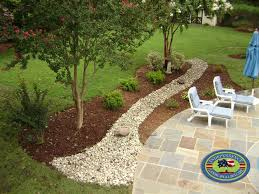 Drainage Ideas For Backyard Drainage Solutions Gallery Independence Landscape U0026 Lawn Care