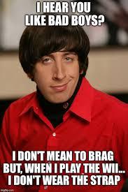 Big Bang Meme - howard big bang theory memes imgflip