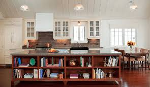 Open Shelves Kitchen Design Ideas by 60 Kitchen Island Ideas And Designs Freshome Com