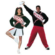 cute couple halloween costumes snl spartan cheerleaders couples costume snl costumes and