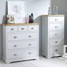 Painted Bedroom Furniture by Hutch Harbury Light Grey Painted Bedroom Range