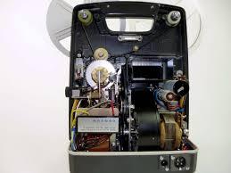 elmo fp a film projectors spare parts and information van eck