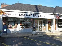 The Backyard Bird Company - the backyard nature company cleveland list