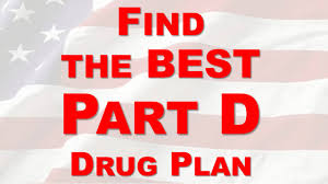 how to find the best part d drug plan youtube