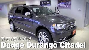 Dodge Durango Specs - new 2016 dodge durango lakeville bloomington burnsville
