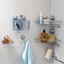 Bathroom Shower Storage Practical Shower Storage Ideas Theringojets Storage