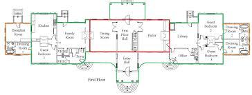 big floor plans decoration big house floor plan