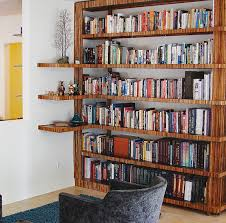 Bookcase With Ladder Custom Built In Bookshelves With Rolling Ladders Custom Home