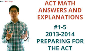 100 pdf answers to the act practice test blog u2014 moser