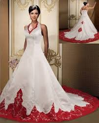 Red And White Wedding Dresses Wonderful Red And White Wedding Dresses Aliexpress Set Of Red And