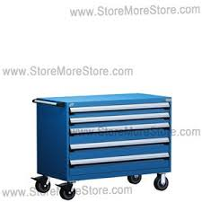 Modular Drawer Cabinet Rousseau R5bke 3010 Rolling Heavy Duty Drawer Cart Drawer