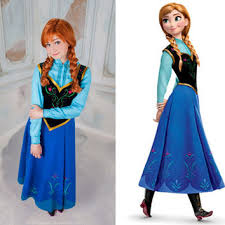 Frozen Costume Best Anna Frozen Costume Products On Wanelo