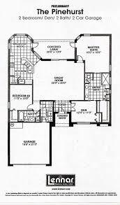 heritage pines pinehurst floor plan