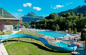 Great Pool Morzine Swimming Pool Custom Breaks