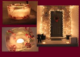 Outdoor Christmas Decoration Ideas by Unique Outdoor Christmas Decorations Ideas Home Interior