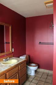 red tile bathroom ideas creative decoration also remarkable for