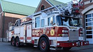 North Bay Fire Prevention by Montclair Fire Department Brand New Truck 2 Photos 2016 Pierce