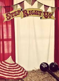 wedding backdrop font 21 whimsical circus wedding theme ideas weddingomania