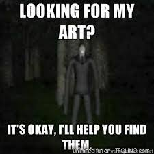 Slender Meme - the slender man images slender memes wallpaper and background