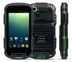 refurbished evolveo strongphone d2 waterproof rugged android