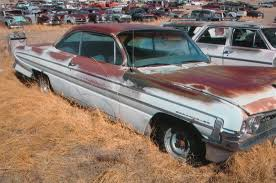 Dynamic Project 1961 Oldsmobile Dynamic 88