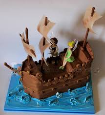 tinkerbell pirate fairy cake cakecentral