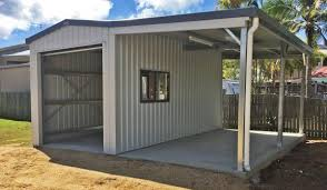 Garage Awning Kit Single Garages The Shed Company