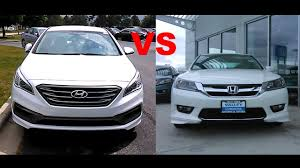 2013 ford fusion vs hyundai sonata 2015 honda accord vs 2015 hyundai sonata