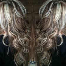 cool blonde highlights and chocolate low lights perfect hair