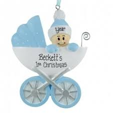 baby boy ornament best idea 2017