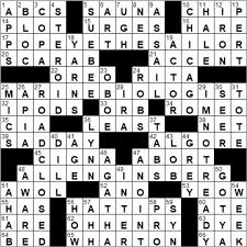 quaint gestures of gratitude crossword clue archives