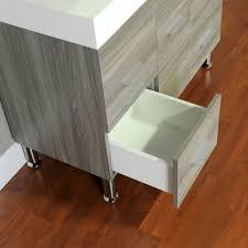 Bathroom Vanity Gray by Alya Bathroom Supply Llc
