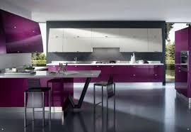 küche lila moderne lila küche minimalistische küche modern