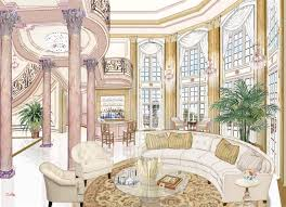 French Chateau Interior The Abuja French Chateau Nigeria Africa