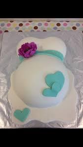 gravid mave kage kager desserter pinterest babyshower and cake