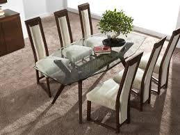 Esszimmerst Le Kare Stühle Leder Esszimmer Jtleigh Com Hausgestaltung Ideen