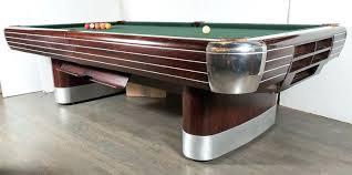 brunswick pool table assembly brunswick pool table stunning machine age art deco anniversary pool